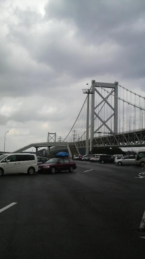 帰り道の兵庫県です