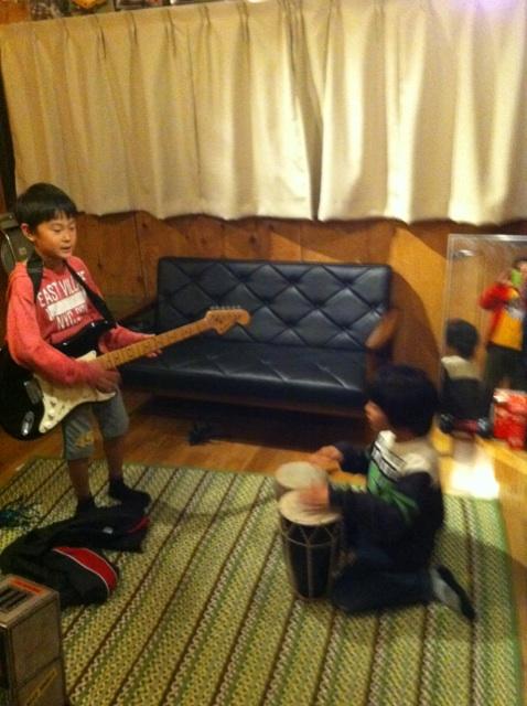 子供のバンド