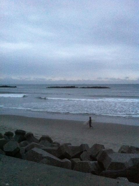 いい波でした。